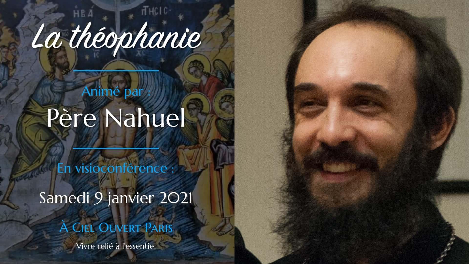 La théophanie – Père Nahuel