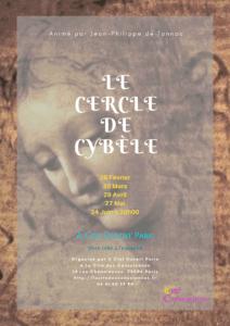 Le cercle de Cybèle – Jean-Philippe de Tonnac