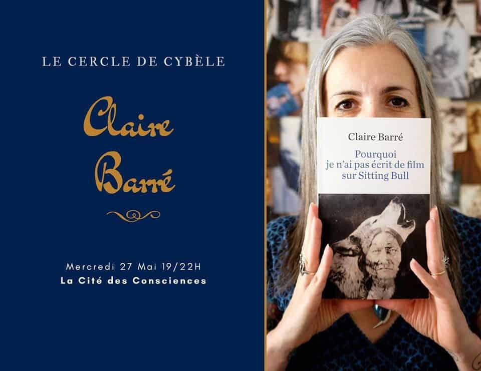 Le Cercle de Cybèle – Claire Barré