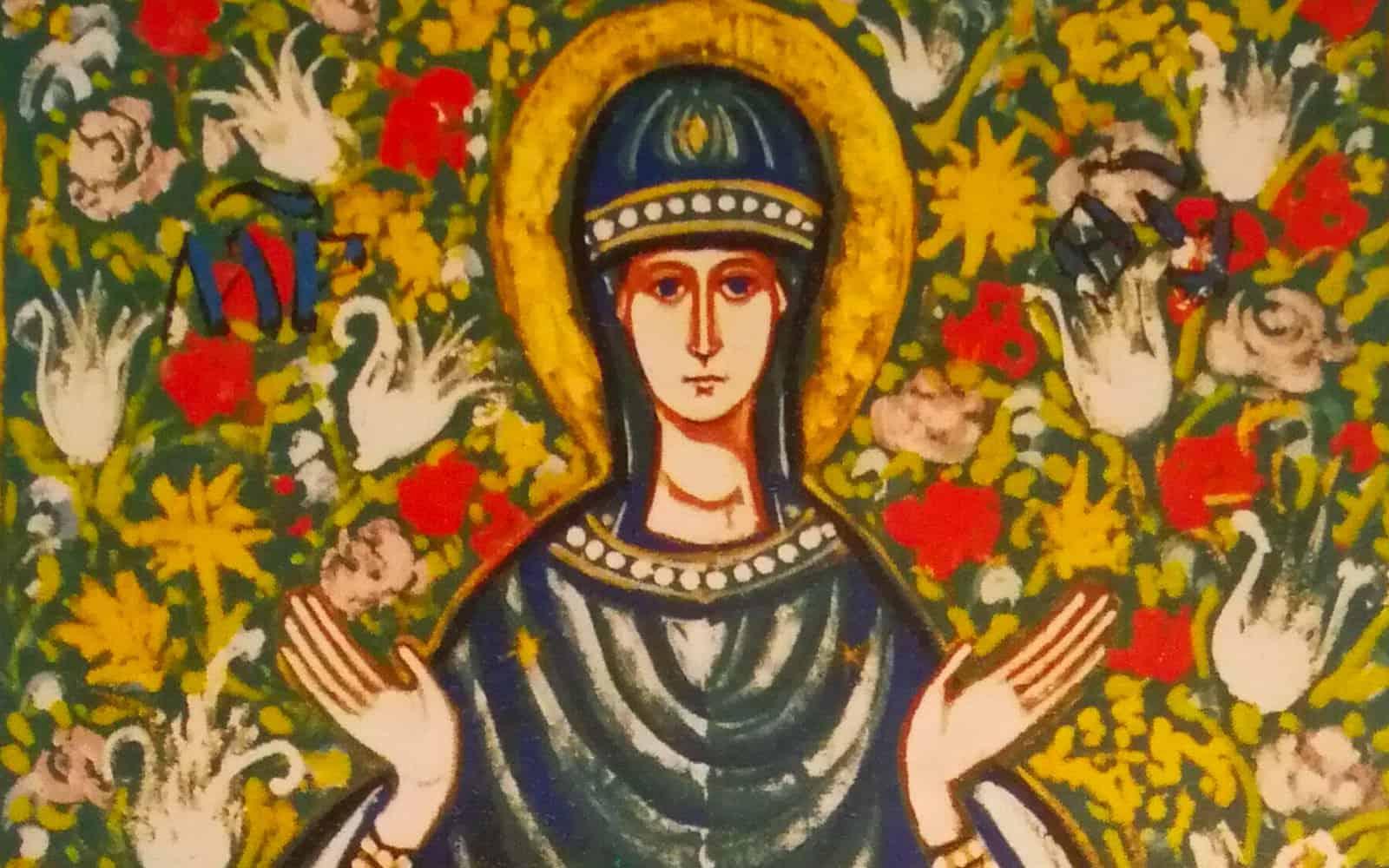 Kovaleski –Vierge Marie