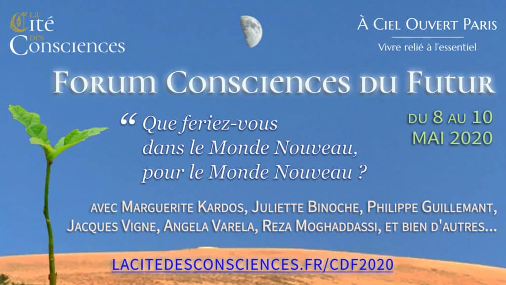 Consciences du futur 2020