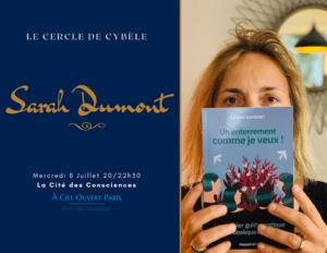 Le Cercle de Cybèle – Jean-Philippe de Tonnac –Sarah Dumont