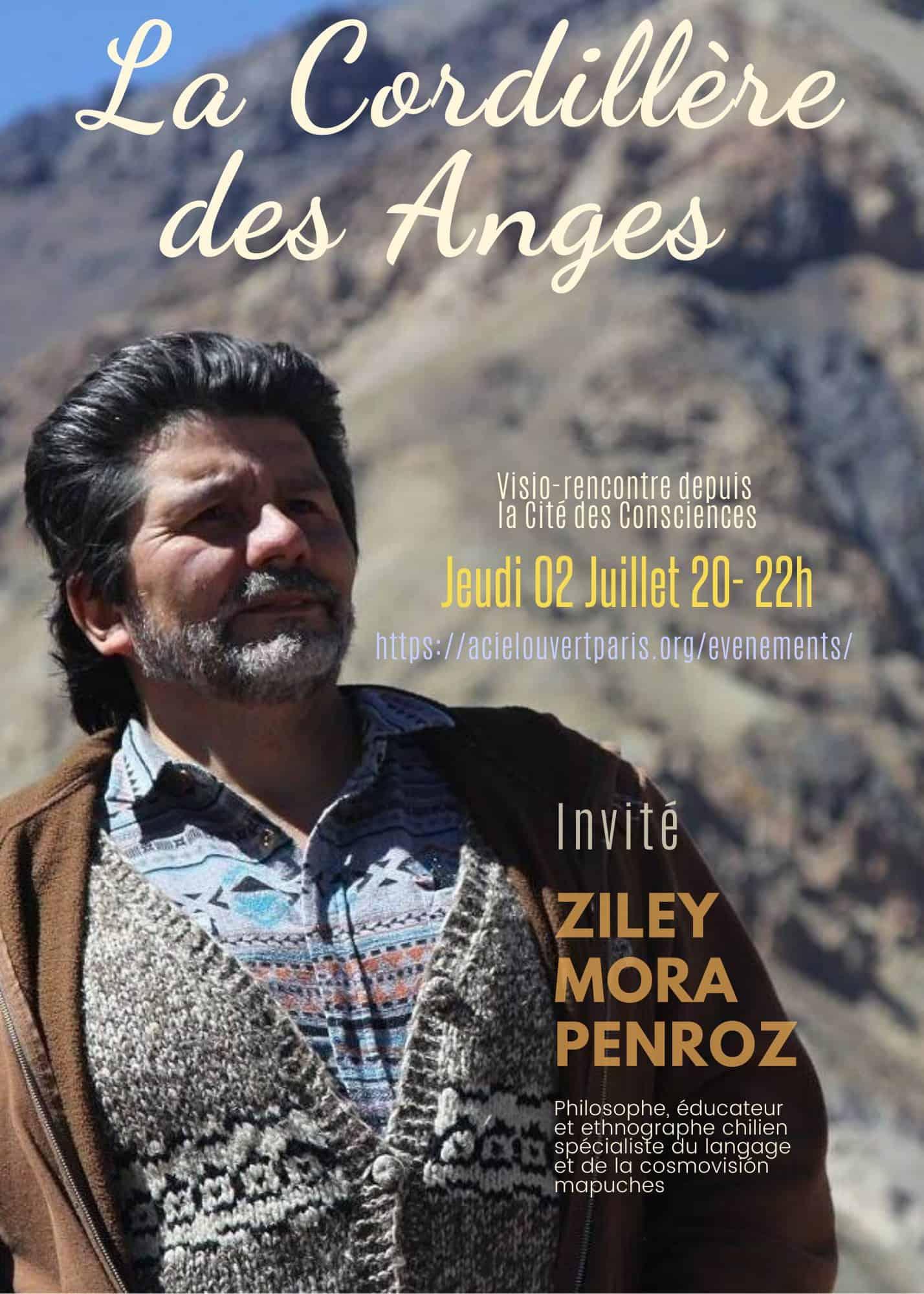 Renata Armesto - La cordillère des Anges - Ziley Mora Penroz