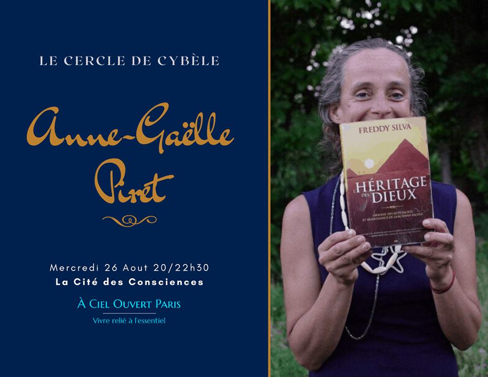 Cercle de Cybèle - Anne-Gaëlle Piret