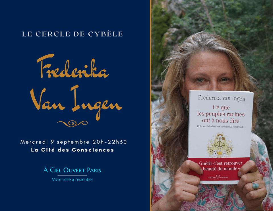 Cercle_de_Cybele-Frederika van Ingen
