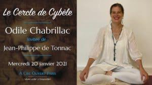 Le Cercle de Cybèle – Jean-Philippe de Tonnac - Odile Chabrillac