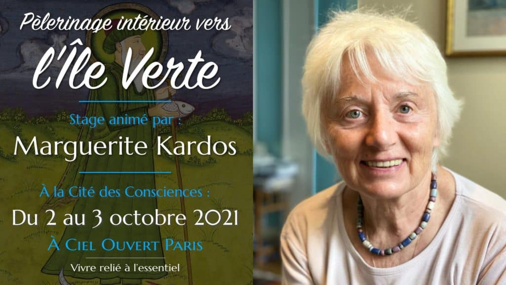 Pèlerinage intérieur vers l'Île Verte – Marguerite Kardos