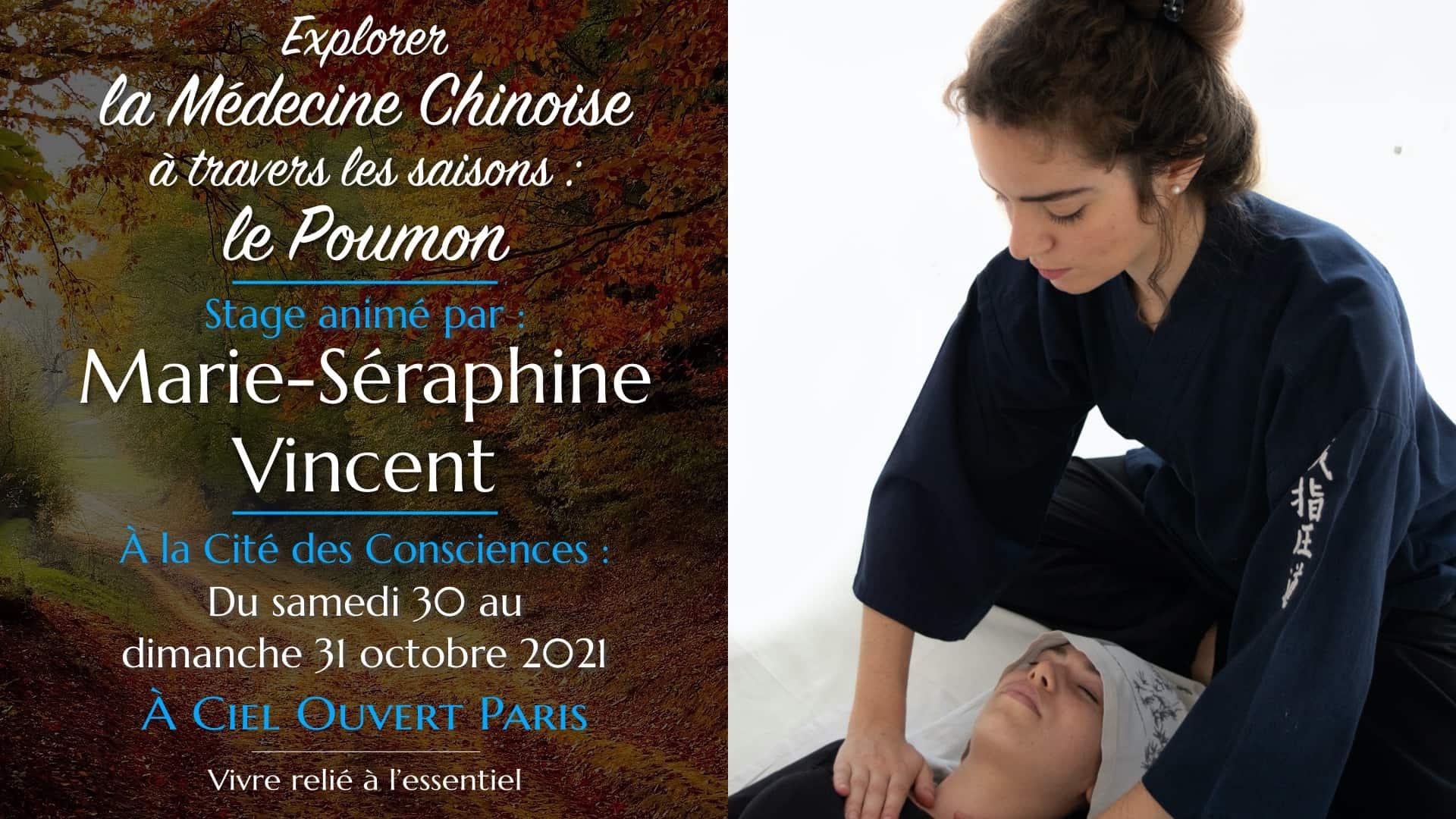 Explorer la médecine chinoise à travers les saisons : le Poumon – Marie-Séraphine Vincent