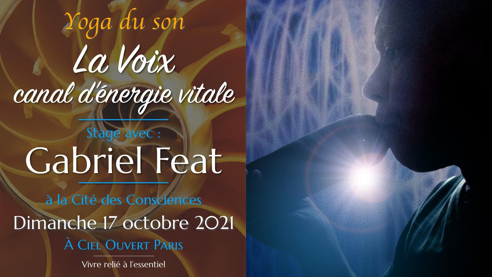 La Voix, canal d'énergie vitale – Gabriel Feat